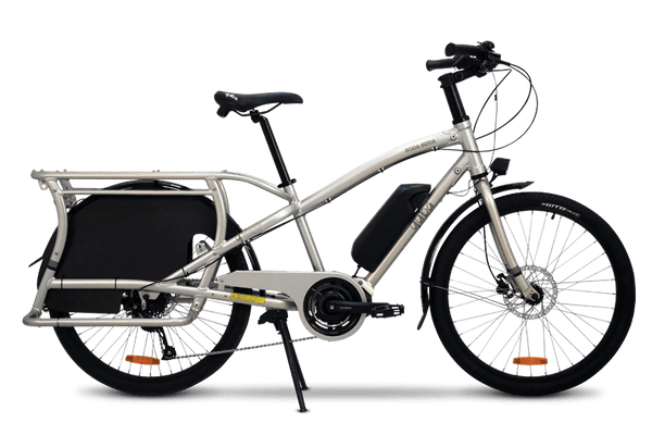 Yuba Electric Boda Boda - Step Over Electric Cargo Bicycle