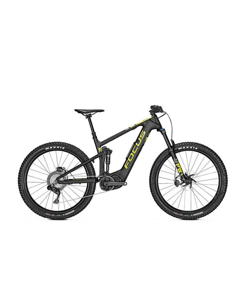 Focus JAM² 9.7 Plus Electric Carbon Bicycle - 2019