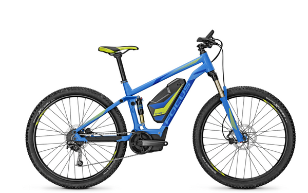 Focus Thron 27.5 Evo RS Electric Bicycle