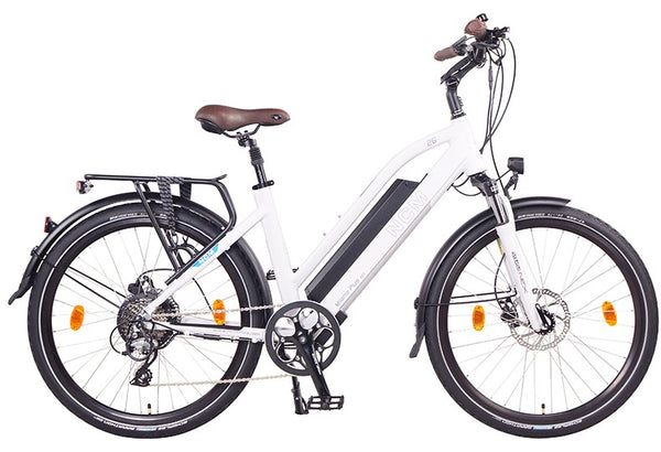 Leon NCM Milano Plus Trekking Electric Bike