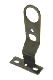 BIKELANE Bracket For Front Basket Black