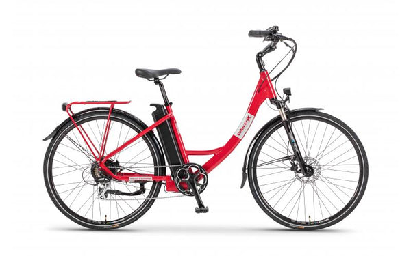 VELECTRIX URBAN PLUS STEP THROUGH ELECTRIC BIKE - Small Frame & 26