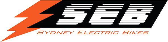 Sydney Electric Bikes logo