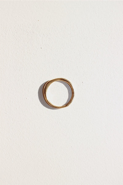 Swim to the Moon | Kera Ring in 14k gold | The General Public | Missoula, MT