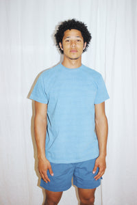 Washed Summer Indigo T-Shirt