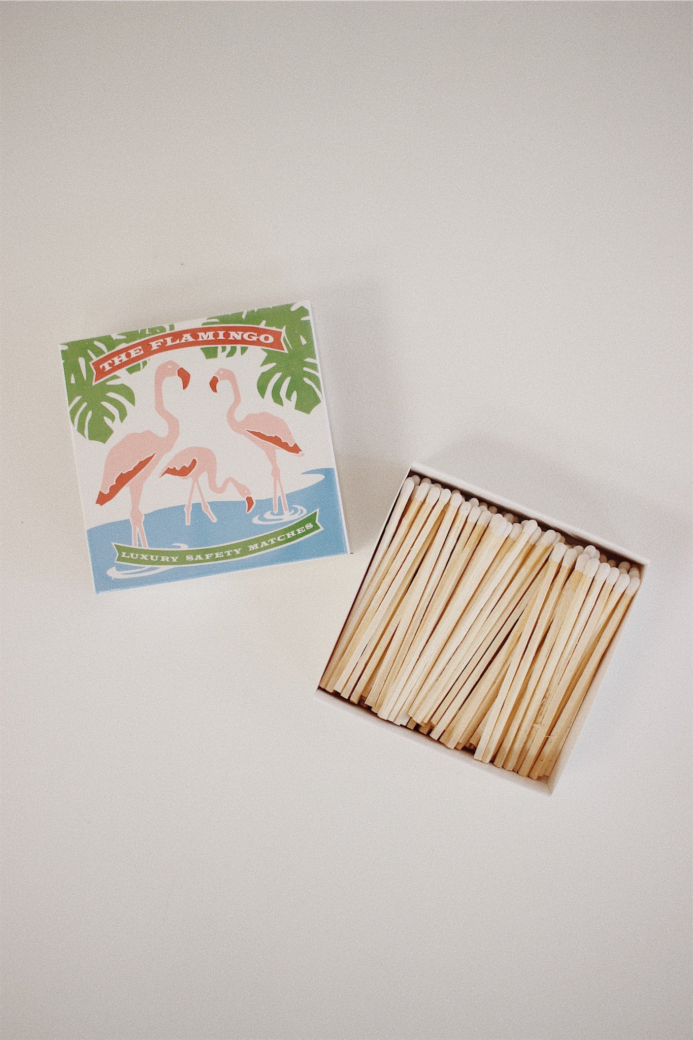 matchbox / flamingo