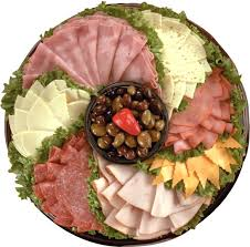 Cold Cut & Cheese Party Tray