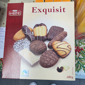 Exquisit Cookies