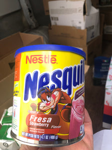 Nestle nesquick strawberry