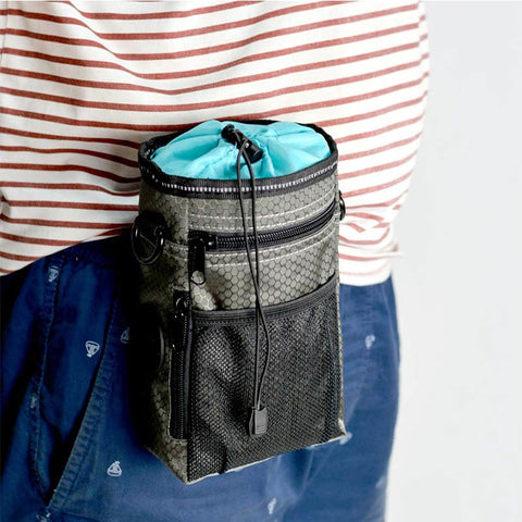Portable Dog Pouch - Great for Dog Training