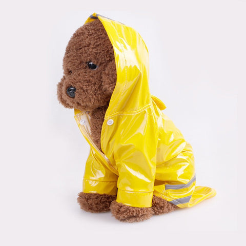 Classic Waterproof Dog Raincoat