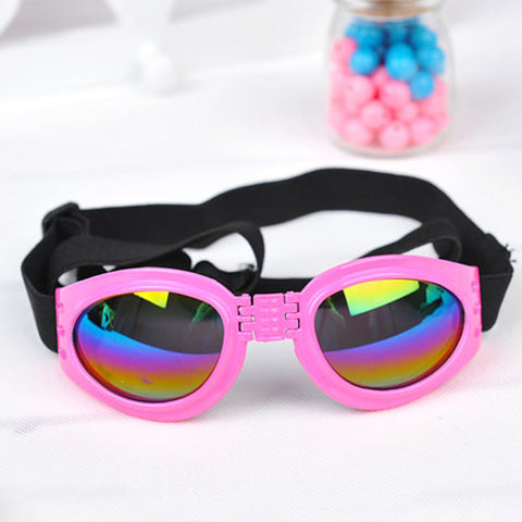 UV Goggles With Protection Strap