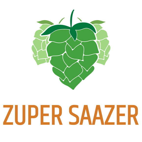 Zuper Saazer - Herbal, Floral, Spicy.