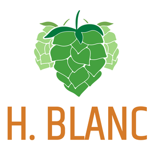 H. Blanc - White Wine, Gooseberry, with notes of Passion Fruit, Mango, and Lemon Grass.