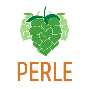 Perle - Mild to moderate intensity, Floral, Fruit and Spice with notes of Mint.