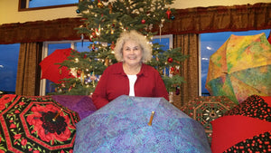 Umbrella Joan hopes that everyone enjoys a merry Christmas !