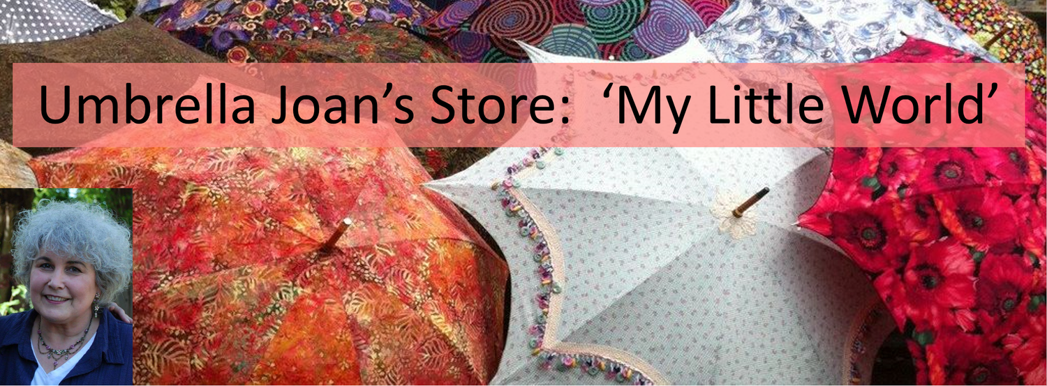 Umbrella Joan's Store: My Little World - Checkout