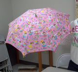 Just For Kids, Umbrella Frame, White