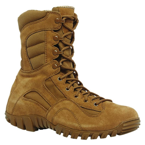 "Belleville Tactical Research Khyber II Coyote 8"" Boot (BV-TR550) - Hahn's World of Surplus & Survival"