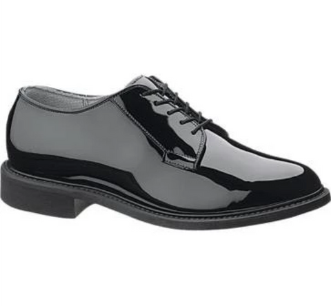 Bates Men's High Gloss Oxford Shoe (B-E00941) - Hahn's World of Surplus & Survival - 1