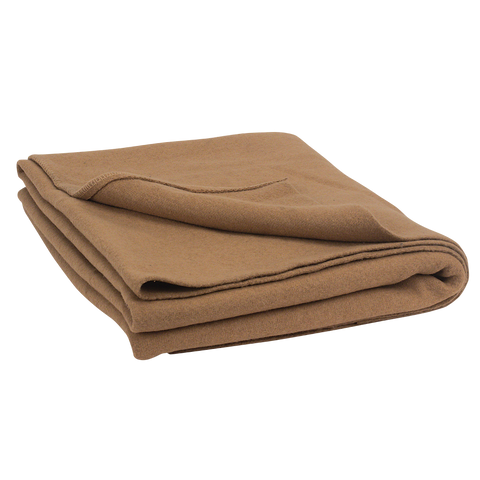 "Blanket - 100% Recycled Wool - 60"" X 88"" (MJR-02-9000)"