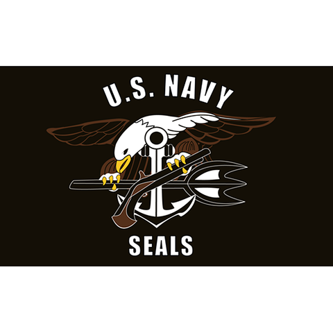Flag - Military - US Navy Seals