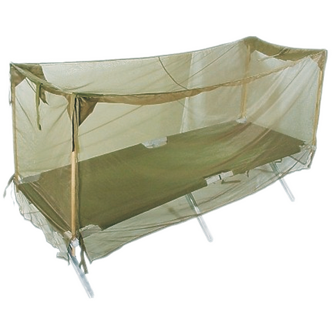 Sleeping Accessories - Military Mosquito Net Cot Cover
