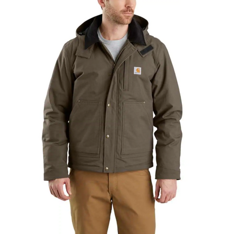 Carhartt Jacket - Full Swing Steel Jacket - Tarmac