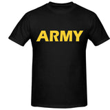 T-Shirt - Drywick - Army in Gold