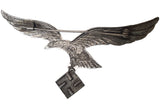 WWII Luftwaffe Eagle Breast Pin (1040MOM-C)