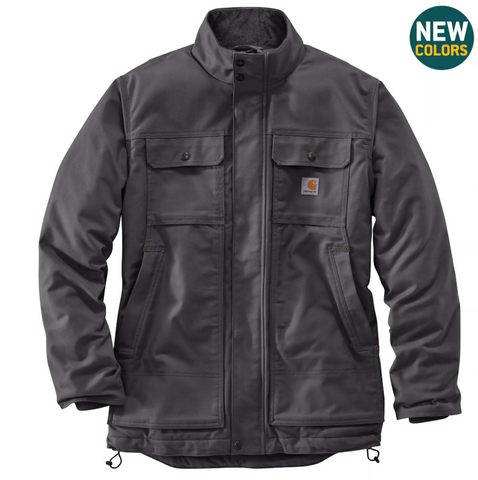Carhartt Coat - Full Swing Quick Duck Insulated Traditional Coat
