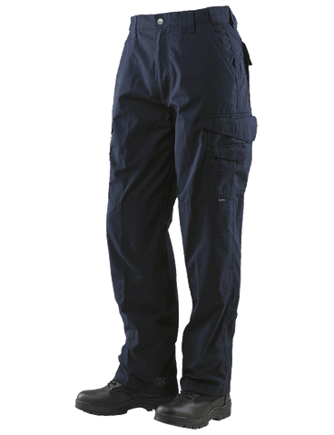 Tru-Spec Pants - 24-7 Series Tactical Poly/Cotton Rip-stop - Navy (TS-1061)