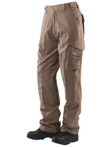Tru-Spec Pants - 24-7 Series Tactical Poly/Cotton Rip-stop - Coyote