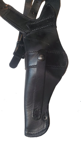 USED Leather Drop Leg Holster