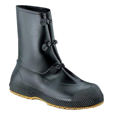 "Honeywell North Safety Large Overshoe 12"" - Black"
