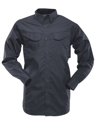 Tru-Spec Shirt - 24-7 Series Ultralight Field Long Sleeve  - Navy (TS-1103)