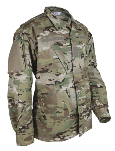 Tru-Spec Shirt - Army Combat Uniform - Multicam (GL/PD 14-04) (TS-1112)