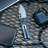 SOG Knife - Ultra XR - Carbon &  Graphite