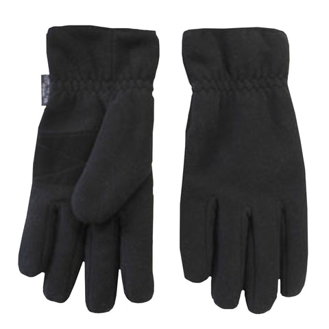 Broner Gloves - Thinsulate Isolant - Black (BR-13-051)