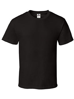 AlStyle Adult T-Shirt - Black (AS-1901-C695) - Hahn's World of Surplus & Survival