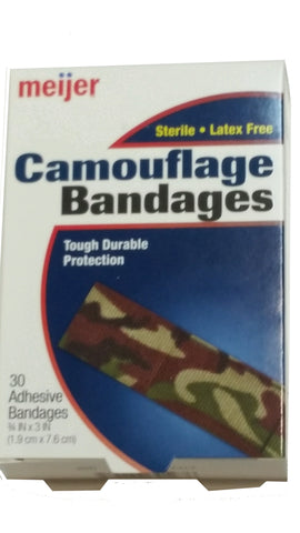 Meijer Camouflage Bandages (HWS-130A100)