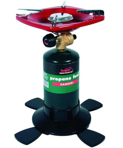Texsport Barren Burner Propane Stove (TS-14213) - Hahn's World of Surplus & Survival