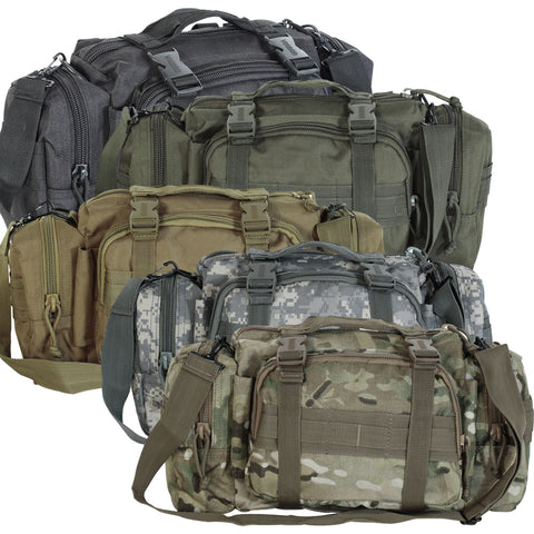 Voodoo 3-Way Deployment Bag