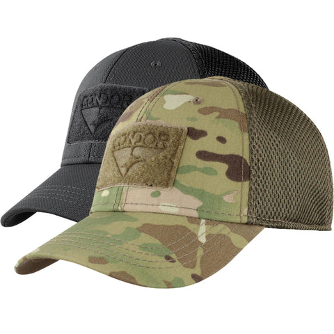 Ballcap - Condor Flex Fit Tactical Mesh Cap (161140