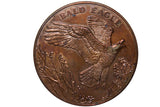 Bald Eagle/Theodore Roosevelt Conservation Coin (168MOM-COIN)