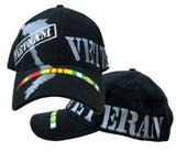 Eagle Crest Vietnam Vet With Land & Ribbon Cap (EC-6048) - Hahn's World of Surplus & Survival