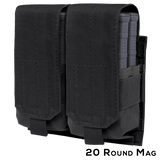 Condor Double M14 Mag Pouch (C-191089) - Hahn's World of Surplus & Survival - 3