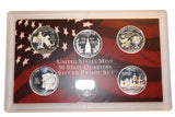 SALE 2000 U.S. Mint Silver Proof Set (195MOM-COIN)