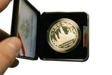 SALE 1996 Smithsonian Institution Commemorative Silver Dollar Proof
