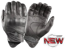Damascus All-Leather Gloves with Knuckle Armor (D-ATX-95)